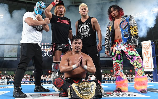 NJPW G1 Climax 31 Preview Part II: Imbalance Cleverly Hidden in Balance's Shadow