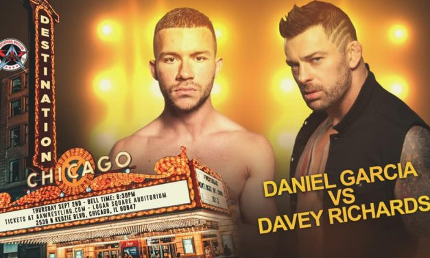 AAW Destination Chicago (September 2) Preview
