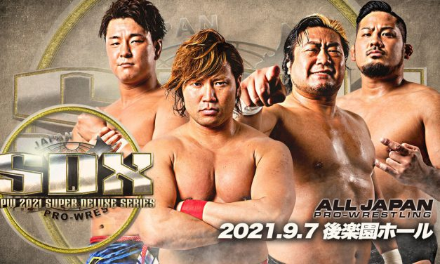 AJPW Super Deluxe Series (September 7) Results & Review