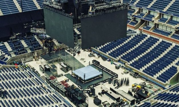 After Arthur Ashe: Ten Other Possible Unique Venues for Professional Wrestling