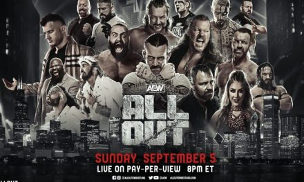 AEW All Out 2021 Betting Odds