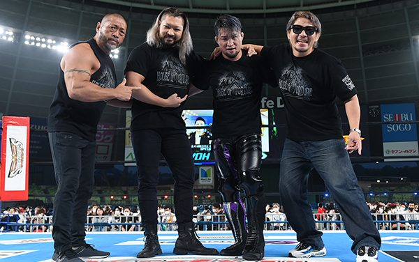 NJPW Wrestle Grand Slam at Metlife Dome Night 1 (September 4) Results & Review