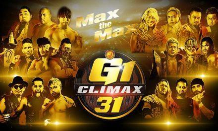 NJPW G1 Climax 31 Night 1 (September 18): Get Into It?