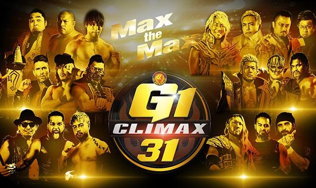 G1 Climax 31 Night 2 (September 19): How 'Bout That B Block!