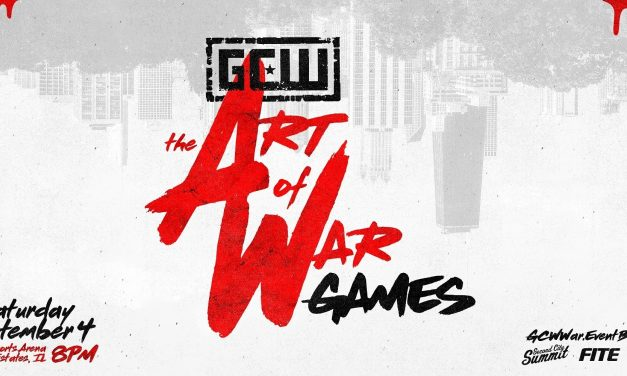GCW's The Art of War Games (September 4) Preview