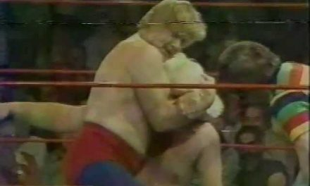 Match of the Week (September 6): Buddy Rose vs Red Bastien (October 20, 1979)