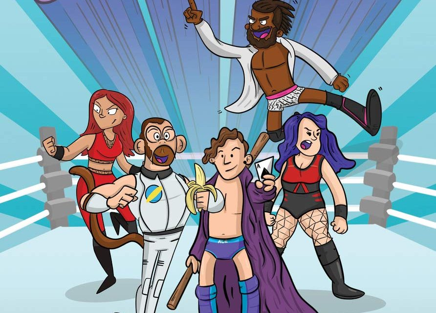 VOW Book Review: S is for Suplex