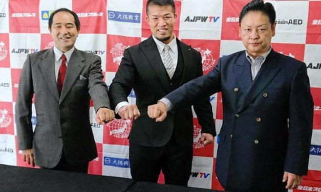 How Zeus Leaving AJPW Actually Presents an Opportunity