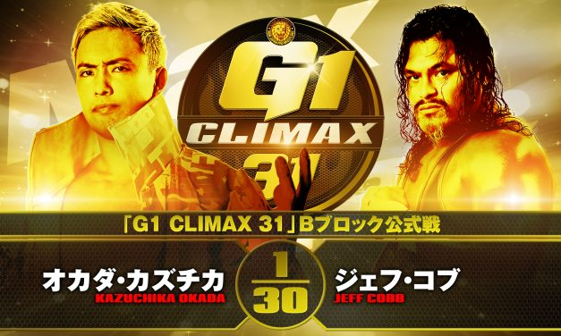 A Happy Landscape of Realistic Outcomes: G1 Climax 31 Block Final Nights Preview