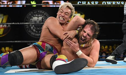 NJPW G1 Climax 31 Night 14 (October 12): It Was Fine