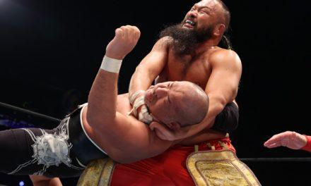 NJPW G1 Climax 31 Night 11 (October 7): GREAT O-Khan