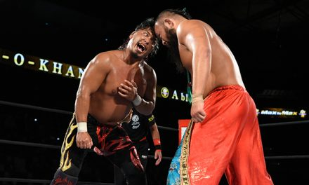 NJPW G1 Climax 31 Night 15 (October 13): O-Khan 3-Peat