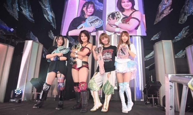 TJPW Wrestle Princess 2 (October 9) Results & Review