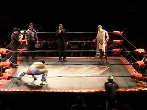Match of the Week (October 11): Bryan Danielson vs Katsuhiko Nakajima (9/20/08)