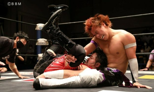 Dragongate Gate of Victory (October 7) Results & Review